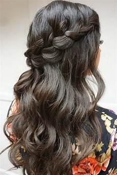42 half up half down wedding hairstyles ideas hair goals