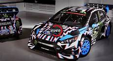 Ken Block S Updated Ford Focus Rs Rx Has A Livery