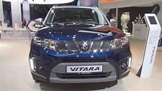 Suzuki Vitara 1 6 Allgrip Limited 2018 Exterior And