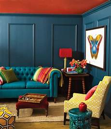colorful and funky interiors favorite paint colors agirlnamedwallis
