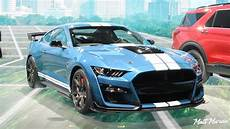 2020 shelby gt500 up look 2019 naias