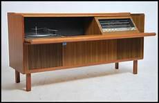 meuble platine vinyle vintage meuble platine vinyles hifi teck bois couleur