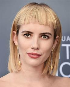 Different Hairstyles With Bangs