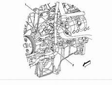 2007 chevy trailblazer engine diagram coolant temperature sensor electrical problem 6 cyl two wheel