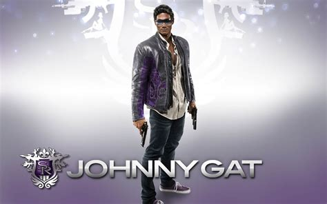 Johnny Gat Saints Row 2