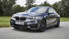 Bmw M240i Xdrive Review 335bhp Awd Coupe Tested Top Gear
