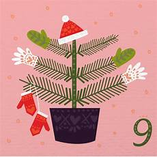 187 illustrated advent calendar day 9