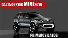 dacia duster eu neuwagen 54054 dacia duster mini 2019 nuevo suv urbano toda la