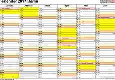 berlin ferien 2017 kalender 2017 berlin ferien feiertage excel vorlagen
