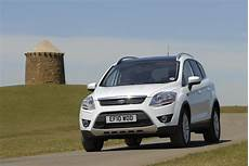 2010 Ford Kuga Upgraded For Uk Australia To Stick With