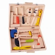 kinder werkzeugkoffer lino profi holzwerkzeug im koffer