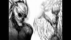 one punch saitama vs god chapter 202