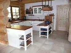 fliesen landhausstil küche tiny house design wohnzimmer schlafzimmer