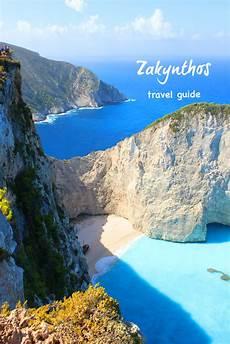 short travel guide to zakynthos island greece