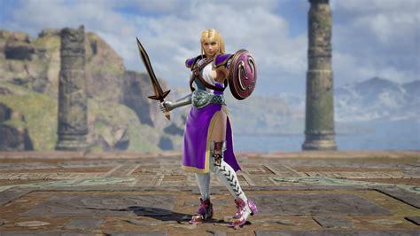 Soul Calibur 6 Outfits