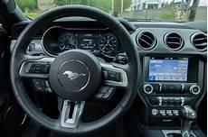 2018 Ford Mustang Gt Interior