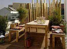 balkon bambus sichtschutz bamboo balcony privacy screen design ideas for a feng