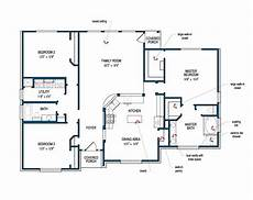 tilson nueces house plans floor plans large family rooms