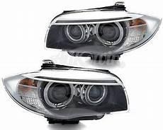 bmw 1 series e82 e88 e87 e81 lci headlight lh rh bi