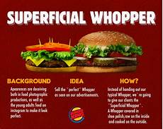 Burger King Werbung - burger king integrated advert by superficial whopper