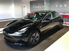 tesla model 3 black model 3 2018 black ad784 only used tesla