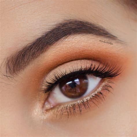 Heat Palette Makeup Looks