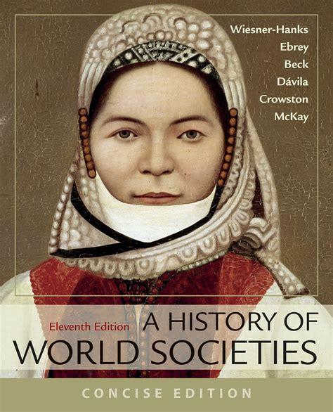 A History Of World Societies