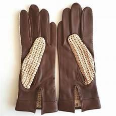 gants en cuir d agneau havane gants de conduite non