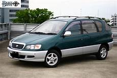 how it works cars 2000 toyota ipsum instrument cluster 1996 toyota ipsum for sale rightdrive est 2007