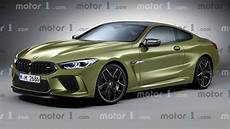 Bmw M8 2020 by 2020 Bmw M8 Rendered As The One Coupe To Rule Them All