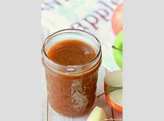 easy apple dip_image