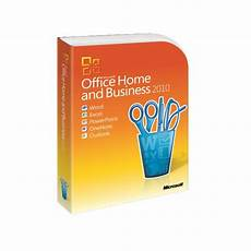 does the office 2010 home and business edition what
