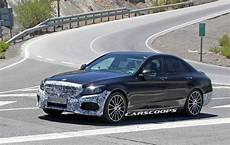 2019 Mercedes C Class Likely Getting Diesel Electric