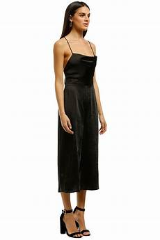 final say bias jumpsuit black by third form for hire