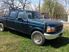 Purchase Used 1997 Ford F250 Heavy Duty Crew Cab 50K
