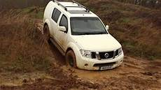 nissan pathfinder r51 road at avalanche adventure