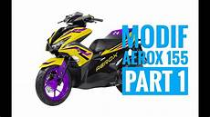Striping R Modif by Modif Striping Yamaha Aerox Part 1 By Anwar Design 24