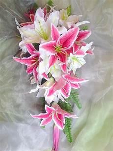 stargazer lilies i love them one day wedding lily bouquet wedding