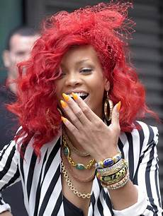 pearl concussion rihanna s hairstyles 2011