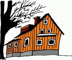 Gratis Malvorlagen Haus Haus Mit Baum Ausmalbild Malvorlage Haushalt
