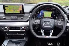 what is audi s cockpit auto express