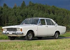 In Time 1964 Cars Ford Taunus 17m 20m P5