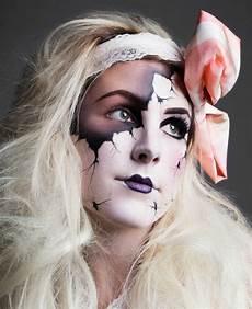 Make Up Ideen Ausgefallene Schminke Frauen