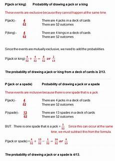 probability worksheet 6 compound answer key 5947 probability lessons probability of compound events