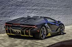 Lamborghini Centenario Roadster Worldwide Delivered