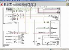 Does Anyone The Harness Wiring Diagram For 2004