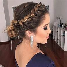 prom hair buns 31 most beautiful updos for prom stayglam