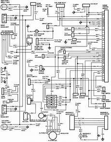 Ford F 250 1986 Engine Module Wiring Diagram All