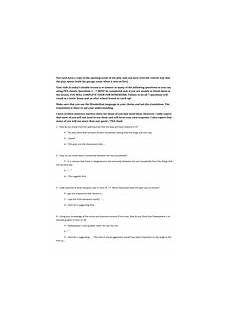 romeo juliet questions worksheet for act 1 by missrathor teaching resources
