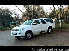 2011 toyota hilux 3 0 d4d single cab auto for sale auto trader south africa youtube